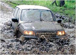 Как подготовить Chevrolet Niva к Российскому бездорожью